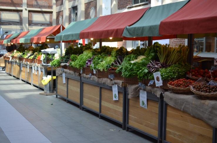 Eataly produce